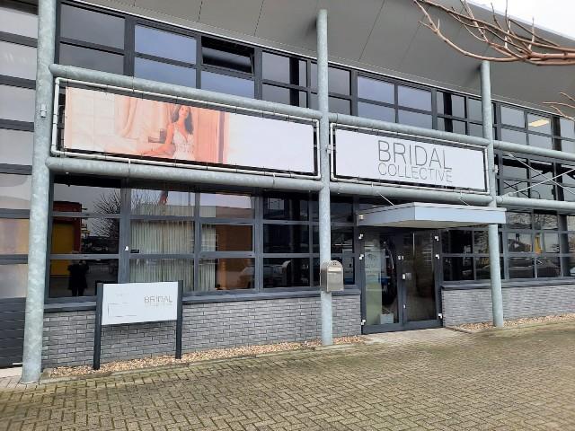 Bridal Collective EU warehouse